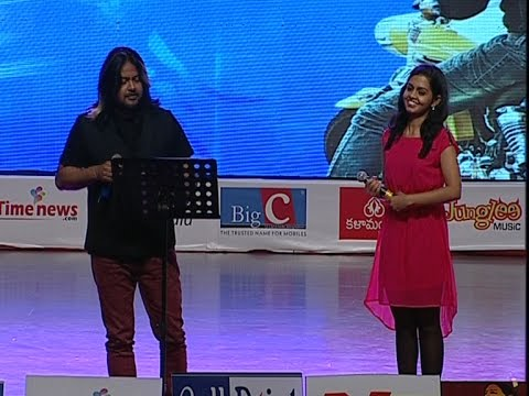 Yemaiyindhi Vela Song performance by Clinton and Sharanya at Jil Audio Launch