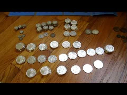 Silverpicker's HUGE Garage Sale Haul! Scrap Silver & Gold, Silver Coins Galore! #16 (Part 2)