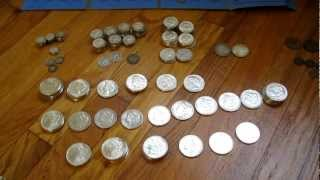 Silverpicker's HUGE Garage Sale Haul! Scrap Silver & Gold, Silver Coins Galore! #16 (Part 2)(This is a video detailing my picking at