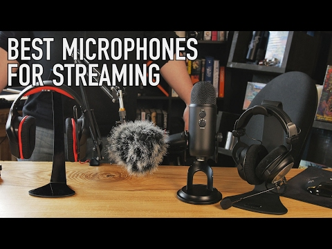 Best Mics for Twitch Streaming | Antlion Modmic, Blue Yeti, Audio Technica AT-2020, Gaming Headset
