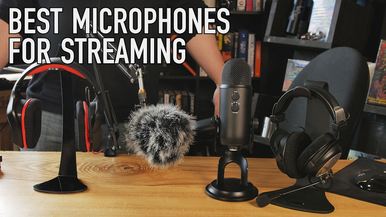 Best Pc Gaming Headset 2020 Best Mics for Twitch Streaming | Antlion Modmic, Blue Yeti, Audio
