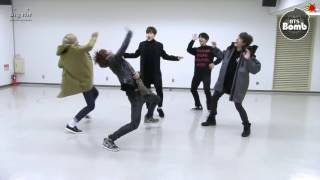 Download Video BTS dancing to EXO CBX's Ka CHING! FM MP3 3GP MP4