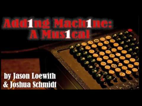 Adding Machine: A Musical Trailer
