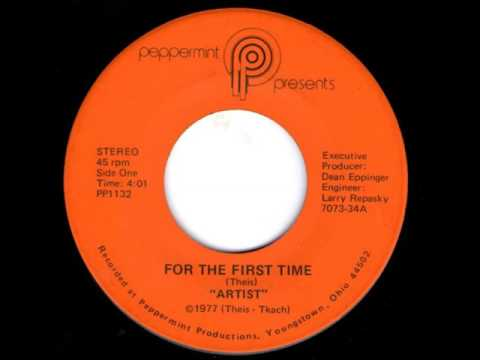 PUREPOP: Artist - For The First Time -Obscure Ohio Rocker 1977