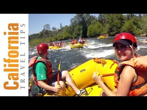 White Water Rafting - South Fork American River