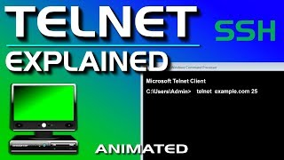 Telnet Explained