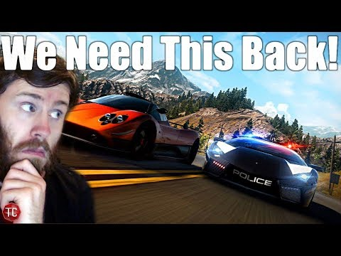 Is This The Most Underappreciated Need For Speed Game Ever? I Think so!!