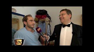 Weg mit dem Sofa? Elton zockt um Möbel - TV total classic
