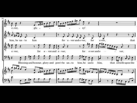 Händel: Messiah - 54. Worthy is the Lamb - Gardiner