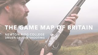 The Game Map of Britain with Jonathan M. McGee - Driven Grouse at Newton Rigg College
