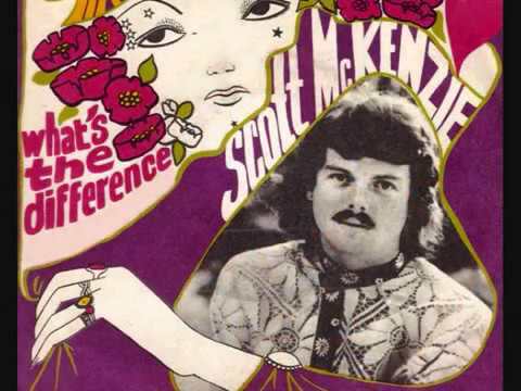 Scott McKenzie - What's The Difference - 1967 45rpm