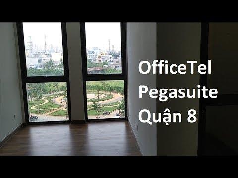 Cho Thuê Căn Hộ OfficeTel The Pegasuite Quận 8 Sài Gòn - # Đã Cho Thuê #