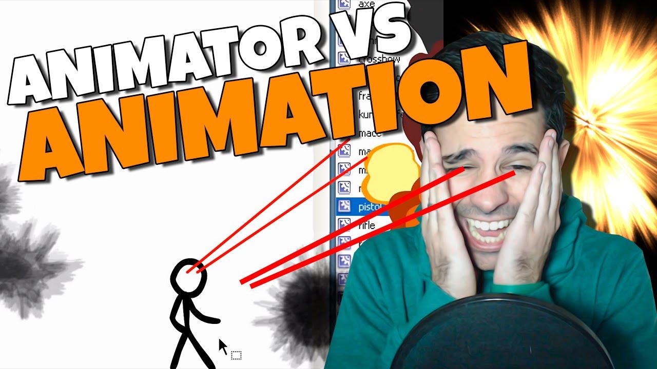ANIMATOR VS ANIMATION | VIDEO REACCIÓN | Rovi23