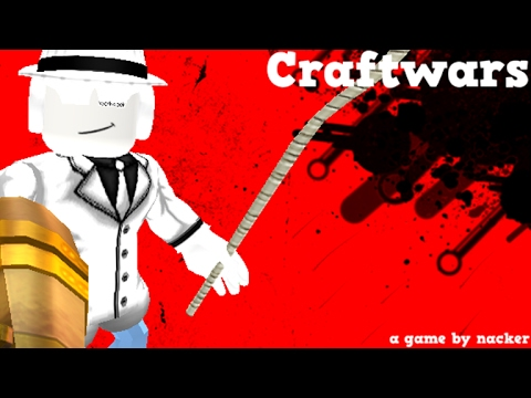 Roblox Craftwars Codes 2017 Youtube