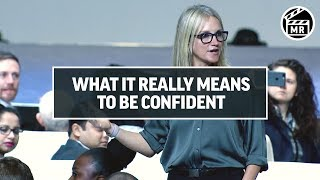 The lie we've all bought into about confidence | Mel Robbins Live Episode 48