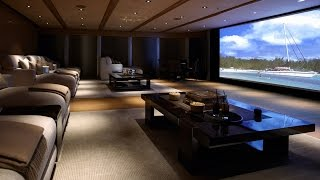 home theater room design decorating ideas