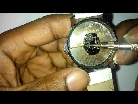 Watch Teardown | Quartz Watch Teardown | Watch Repair | What Inside Watch