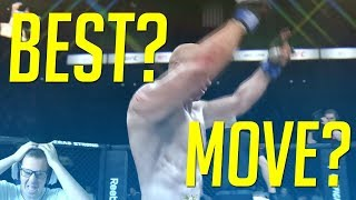 Nasty UFC 3 Knockouts and Leg Kicks Gameplay Highlights