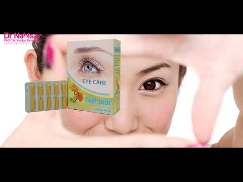Bright & Glowing Eyes with Eye Care by DR Nabisar PHD Cambridge University