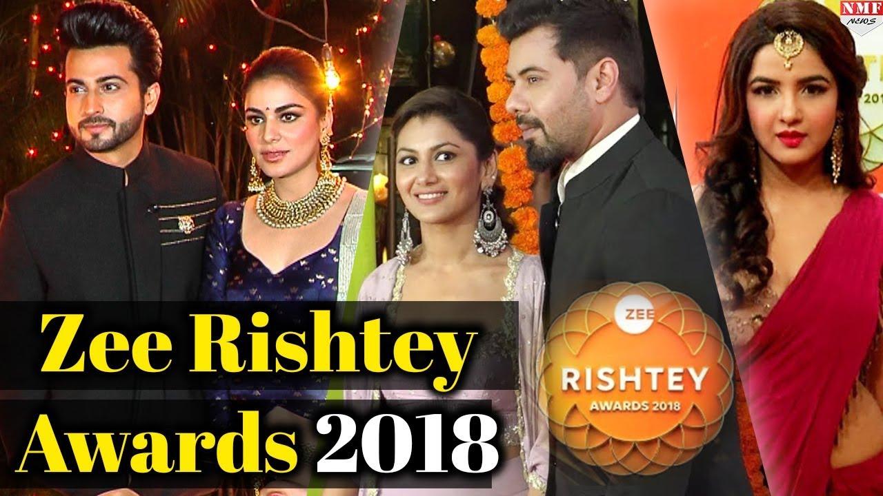Zee award 2018