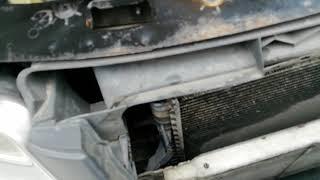 Т5 1,9tdi потёк радиатор гур