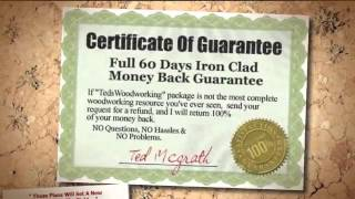 Teds Woodworking Secrets To Becoming A Professional
