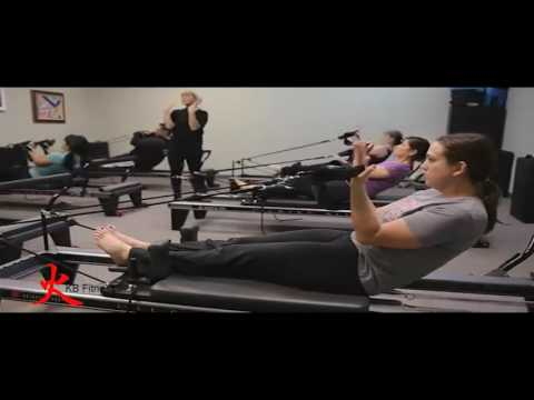 Pilates Reformer Arm Workout Palo Alto KB Fitness Small Group Classes