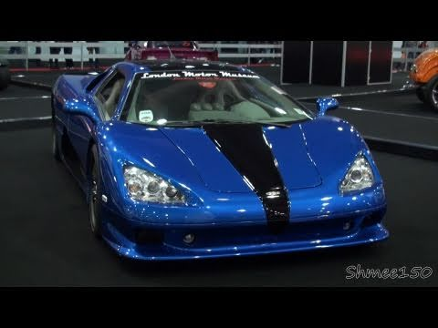 Ssc Ultimate Aero Tt World Speed Record Revs And Walkaround