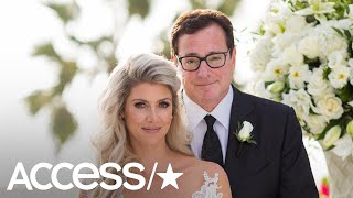 Bob Saget Marries Kelly Rizzo In Gorgeous Beach Wedding | Access