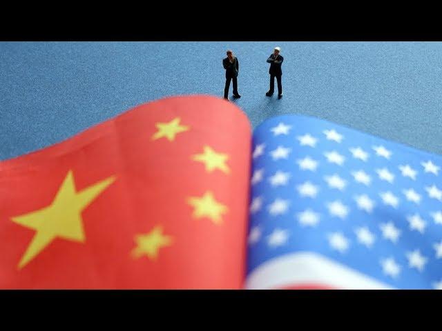 Sino-U.S. relations in 2019