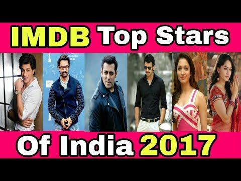 IMDB Top Stars Of India 2017 | Biggest Star Of Indian Cinema