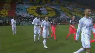 Saison 2009-2010 29ème journée Olympique de Marseille-Olympique lyonnais 2-1