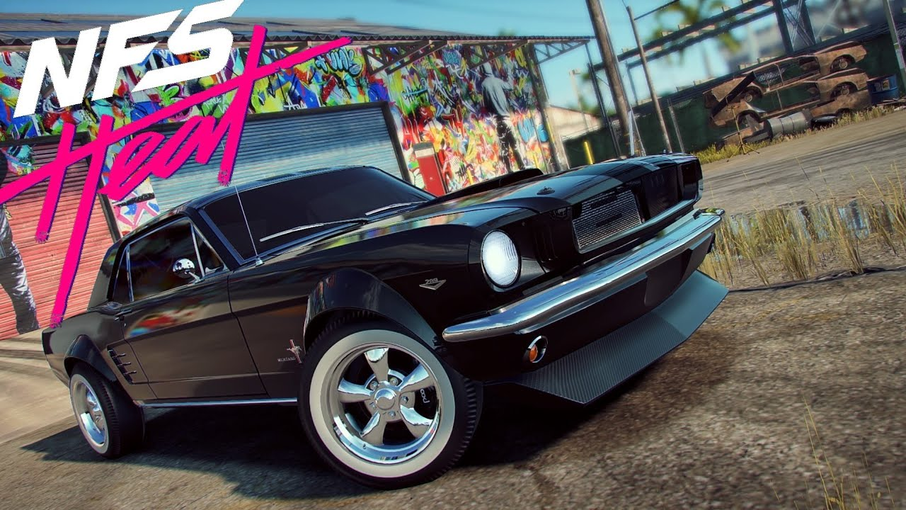 Nfs Heat Ford Mustang 1965 Customization Youtube