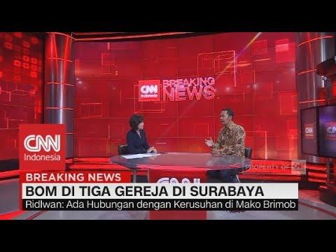 Ada Apa Di Balik Aksi Teror Bom di 3 Gereja di Surabaya?