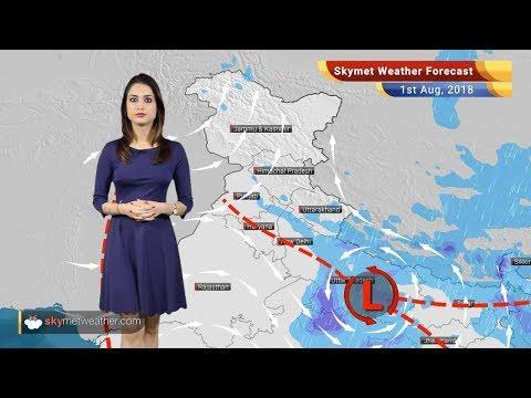 Weather Forecast For August 1: Good Monsoon Rain In Lucknow, Kanpur, Supaul, Ranchi, Bhubaneswar
