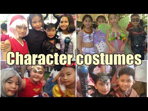 BOOK CHARACTER COSTUMES | COSTUME IDEAS