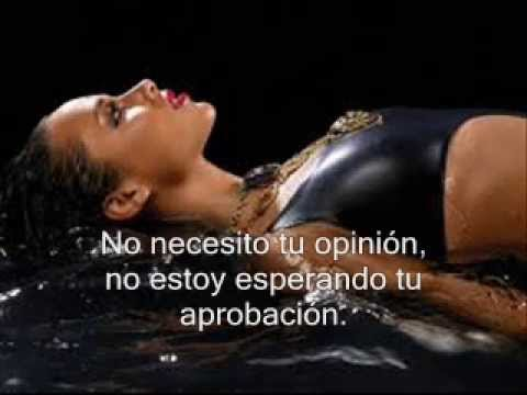 Alicia Keys Brand new me  en español