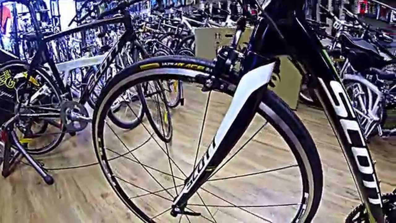 2013 Scott Cr1 Team Road Bike Damian Harris Cycles Youtube