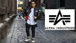 Alpha Industries Flight Jacket Review