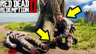 If You Save This Prisoner He REWARDS You in Red Dead Redemption 2