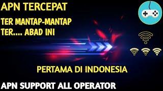 APN TERCEPAT DI ABAD INI PERTAMA DI INDONESIA MAIN GAME LANCAR NO LAG APN SUPPORT ALL OPERATOR