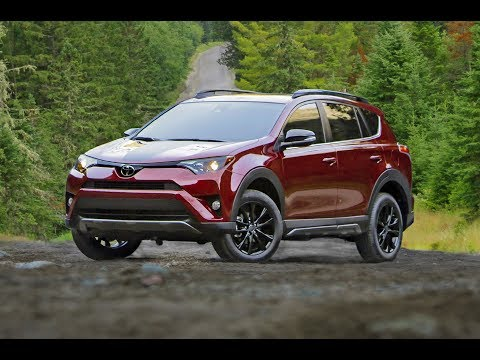 The Best Toyota Rav4 Ever Made - 2018 Toyota Rav4 Adventure