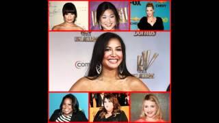 Glee(Mercedes, Tina, Quinn, Santana and Rachel) - God Rest Ye Merry, Gentlemen