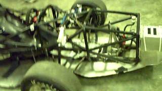 Southern Polytechnic State University homemade race car