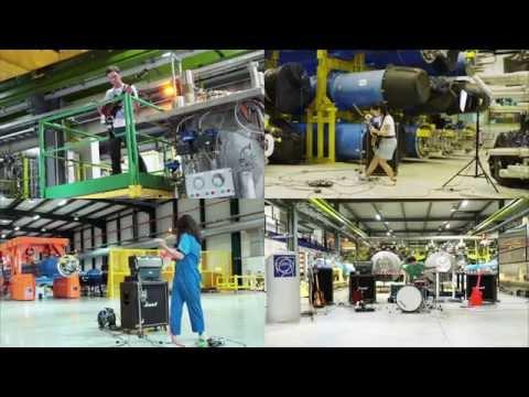 Ex/Noise/CERN: Deerhoof vs. the Large Hadron Collider