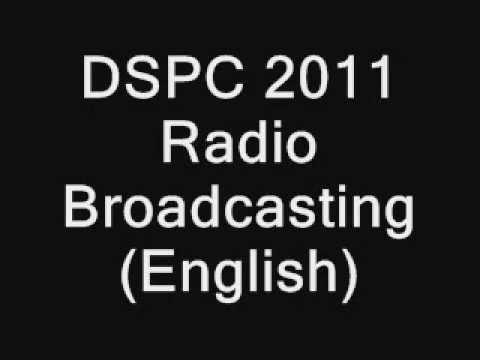 Broadcasting English