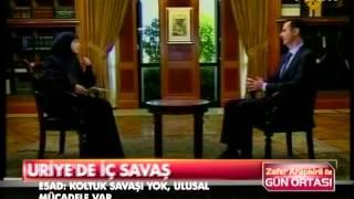 Esad'dan Cenevre Konferansı açıklamaları