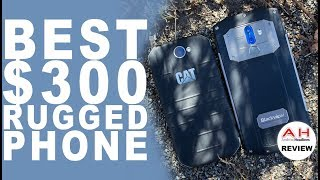 Best $300 Rugged Phone - CAT S31 vs Blackview BV9000 Pro