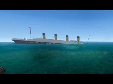 From the Depths. Sinking Titanic 2