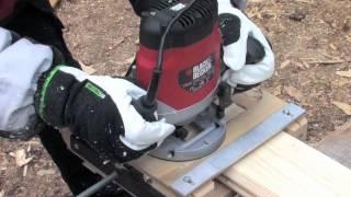 Linus Systemet | Tillverka planktimmerknutar helt själv! | LOGOSOL